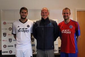 Aldershot FC - new kit